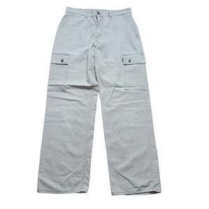 Levi's mens tan athletic straight cargo pants